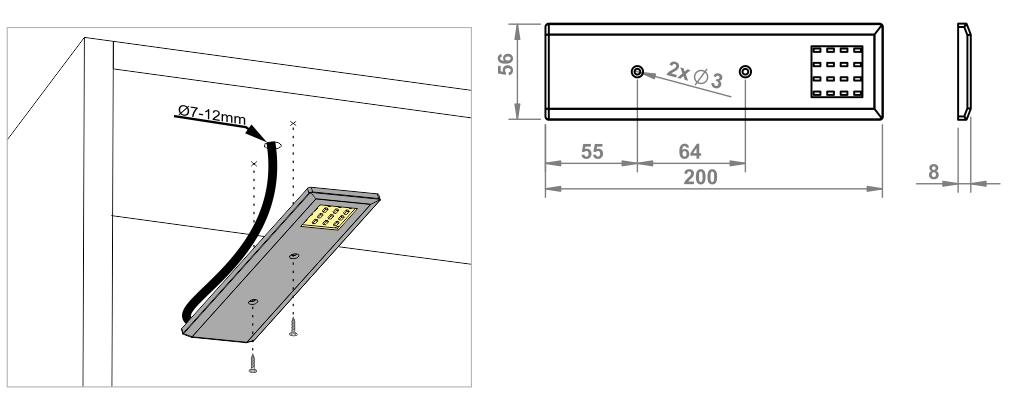 Lampa LED Neo 2