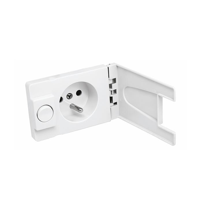 Gniazdo elektryczne Socket with switch F